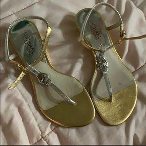 MK sandals. Size 5